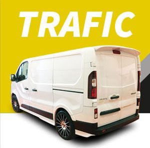 Renault Trafic C (2014 to Present)