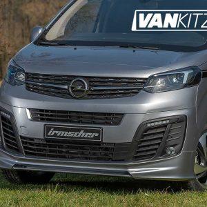 Vauxhall/Opel Vivaro Life (2019 to Present)