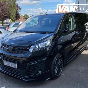 Vauxhall/Opel Vivaro C (2019 to Present)
